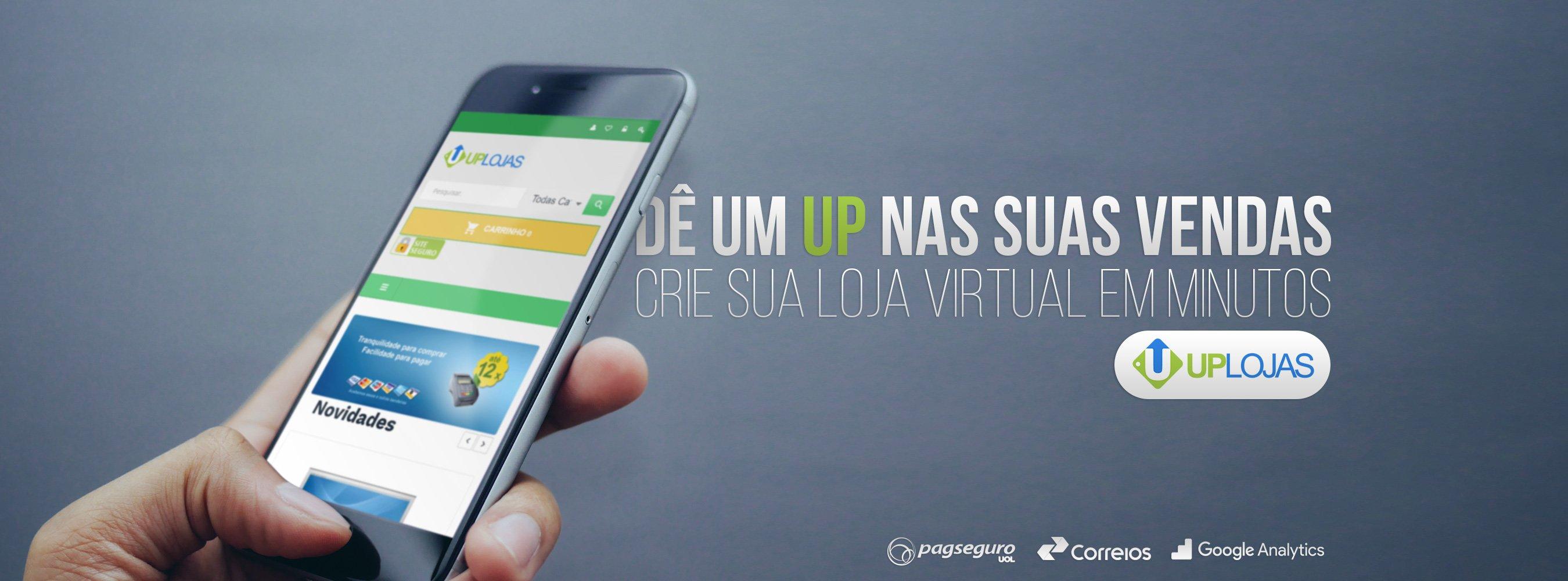 UP Lojas Sistema E-commerce